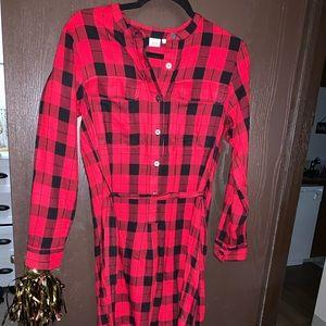 Fannel dress